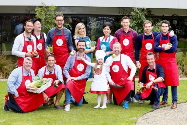 Supervalu good food karma campaign ambassadors