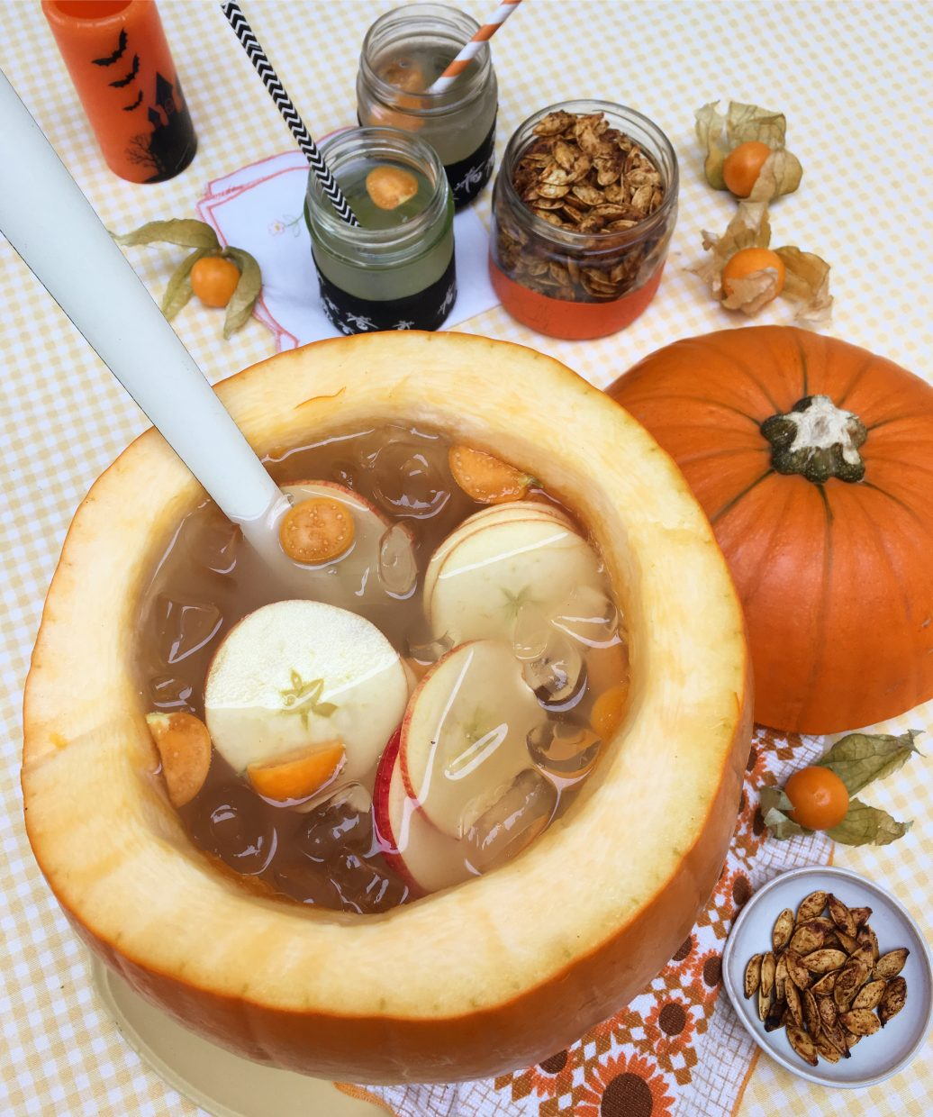 pumpkin punch sharon hearne-smith