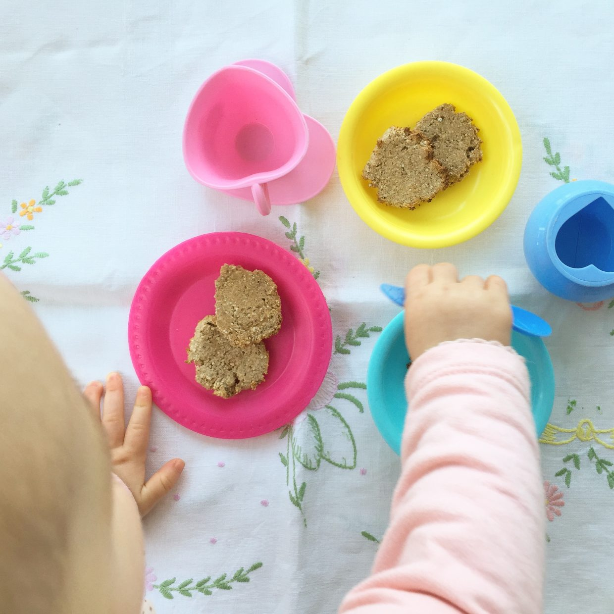 two ingredients baby teething biscuits